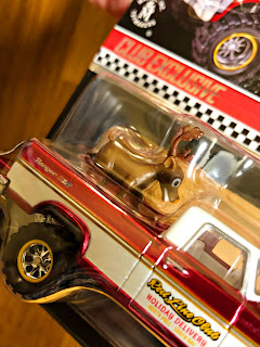 Hot Wheels RLC Holiday Texas Drive 'Em Reindeer