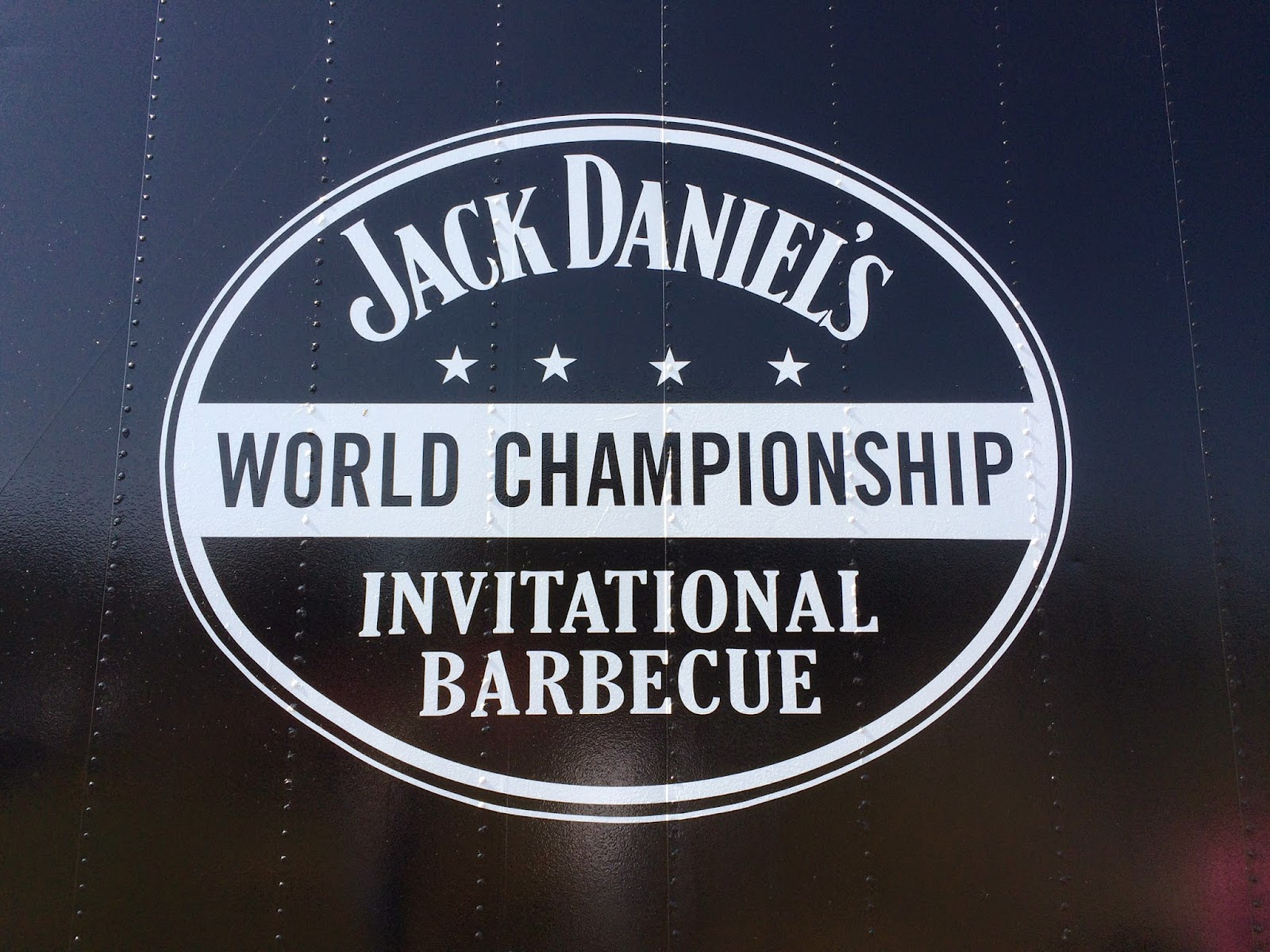 Accept. jack daniels bbq cook off time