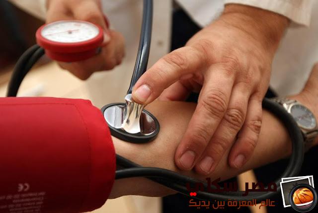 كيفية علاج ضغط الدم المرتفع والمنخفض blood pressure