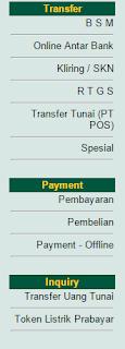 Aplikasi transfer BSMnet