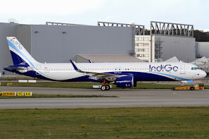 1st A321Neo for IndoGo