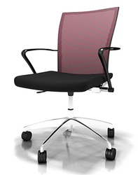 Mayline Valore Boardroom Chair TSH3