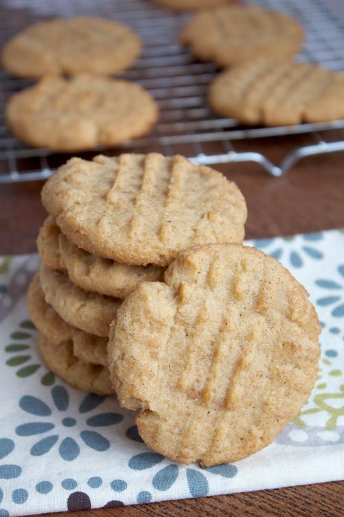 Tahini Cookies    A Less Processed Life