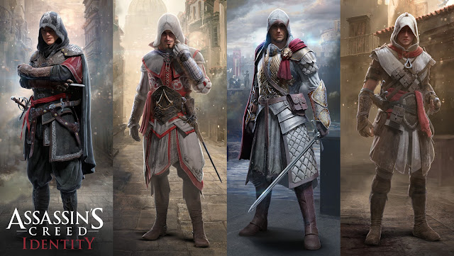 This Week In Videogames 07/02/2016 assassin's creed identity art