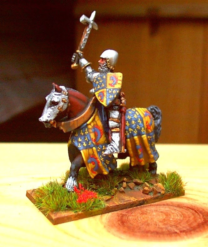 Painting Lead And Other Stuff The Hundred Years War