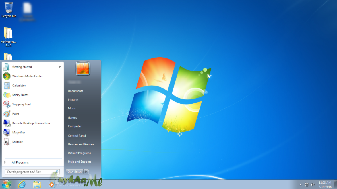 Windows 7 Sp1 x86-x64