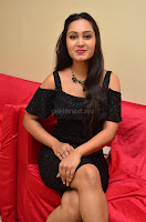 South Actress Amulya in short black dress at Kalamandir Foundation 7th anniversary Celebrations ~  Actress Galleries 056.JPG