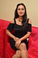 South Actress Amulya in short black dress at Kalamandir Foundation 7th anniversary Celebrations ~  Actress Galleries 056.JPG