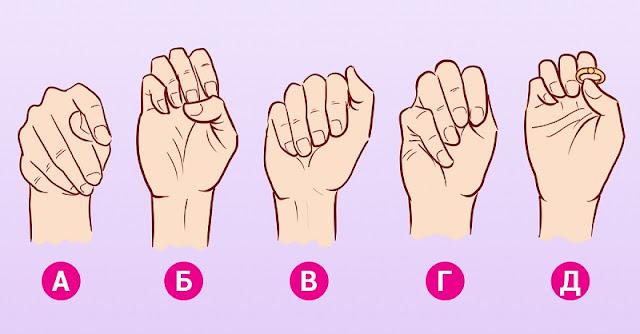 Тест с подвохом! Найди здесь женскую руку и узнай много нового о своем характере!