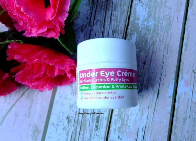 Mamaearth Under Eye Cream for mama: Review