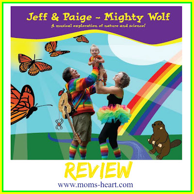Mighty Wolf by Jeff and Paige (review)