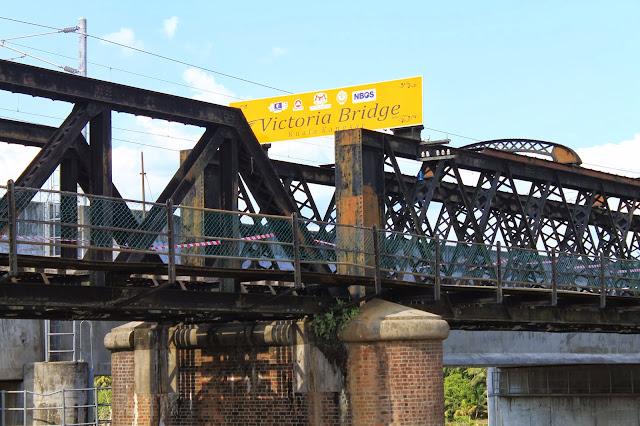 Victoria Bridge Tarikan Di Karai Kuala Kangsar