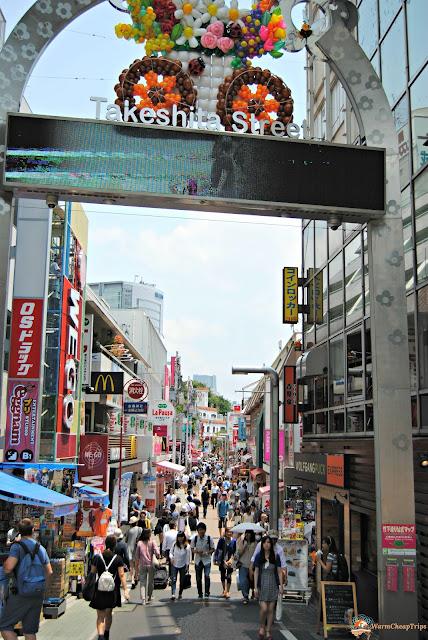 Harajuku moda Tokyo