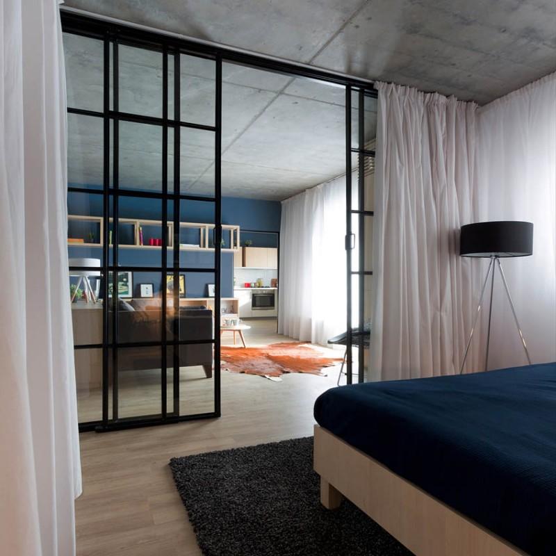 Khám phá phong cách thiết kế căn hộ 52m2 cực chất - H5