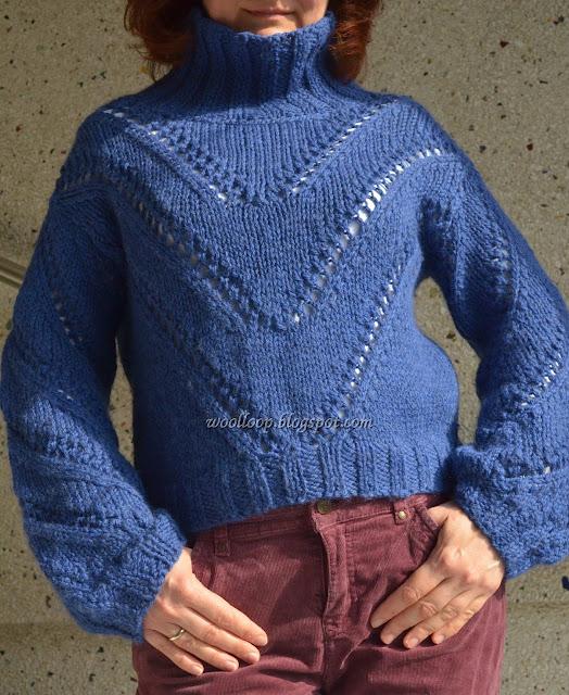sweter Alaska