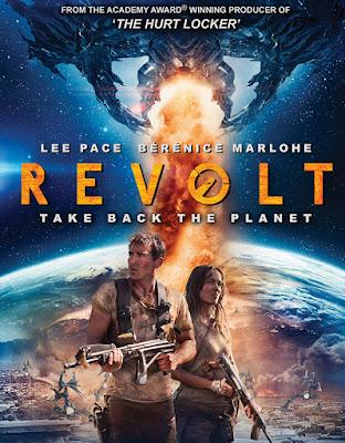 Revolt [2017] [NTSC/DVDR-Custom HD] Subtitulos, Español Latino