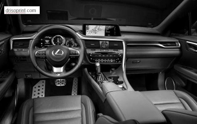 New 2016 Lexus Rx 350 Redesign