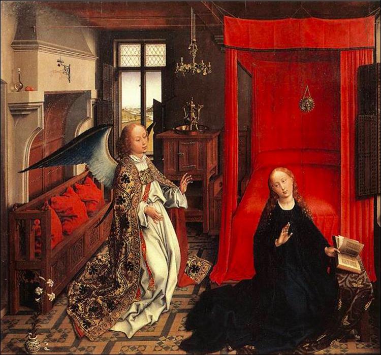 AGLAIA: Anunciacions del segle XV