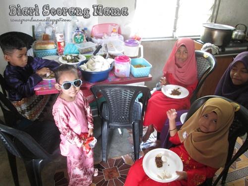 Cerita Raya Kami di Kuala Lipis