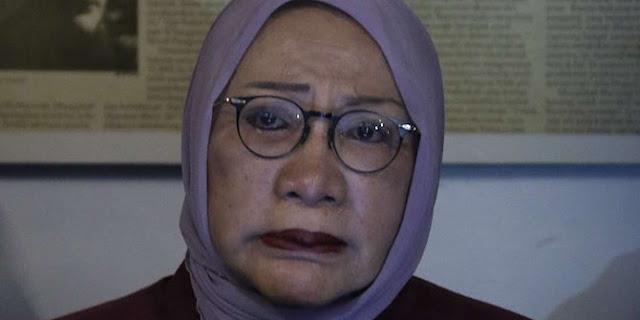 Ratna Sarumpaet mundur dari Jurkamnas Prabowo-Sandiaga