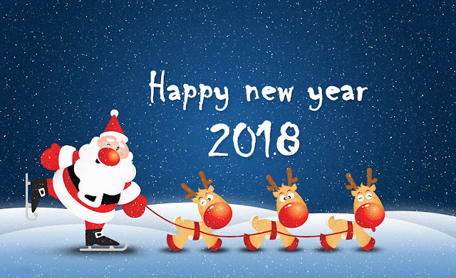Happy New Year 2018 HD Images & Wallpapers