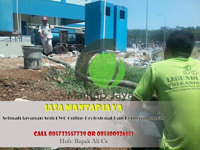 Sedot WC /Tinja Semampir Surabaya