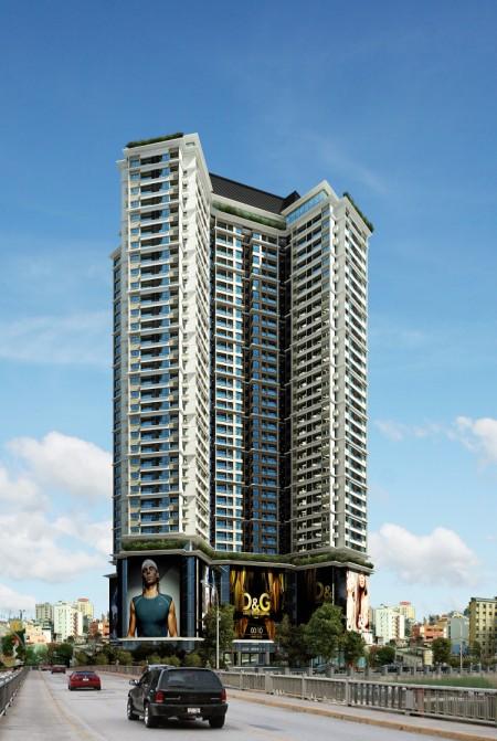Chung cư Sunrise Complex