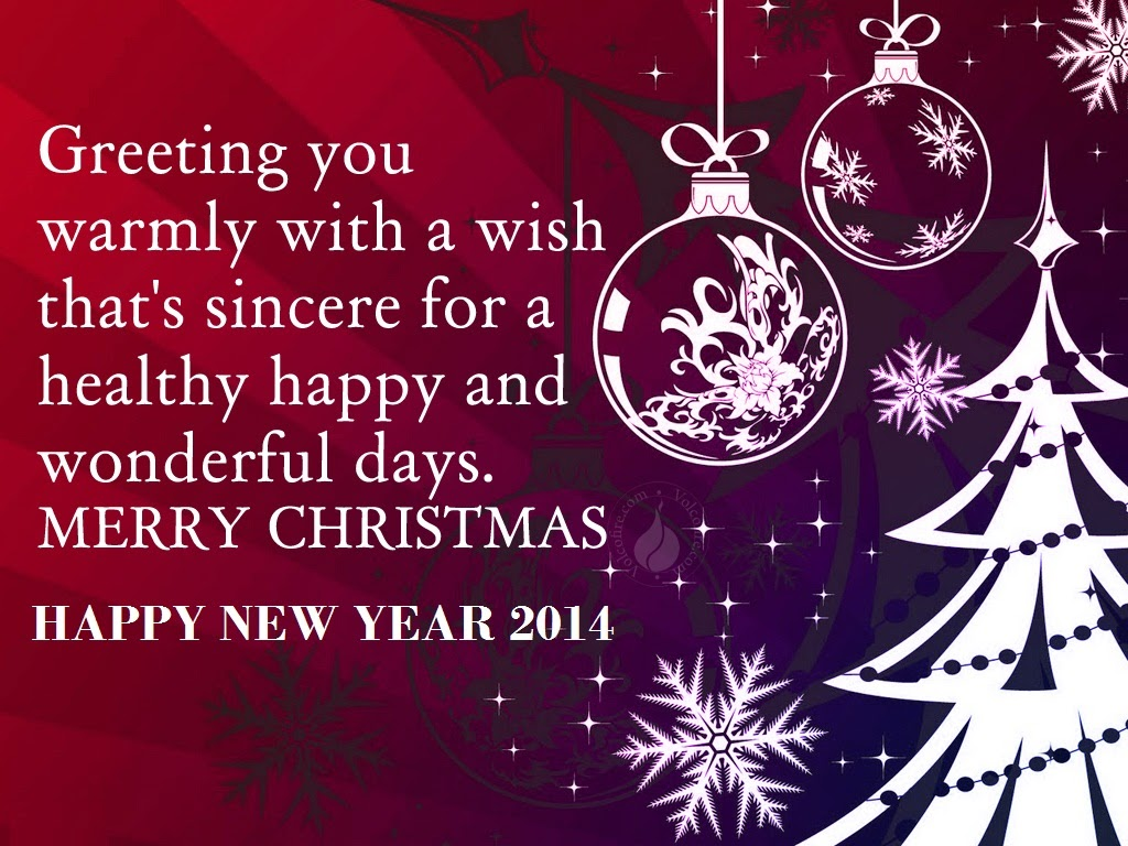 Latest Christmas New Year Greetings Xmast 4