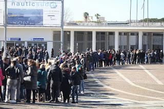 """NauticSud 2017, convegno Anrc """"I Porti del Mediterraneo"""""""