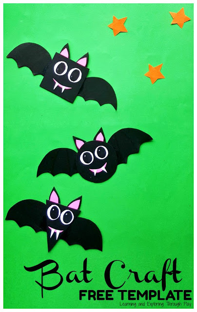 Bat Craft Printable