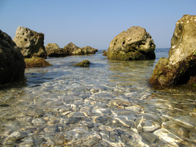отдых на черном море дикарями