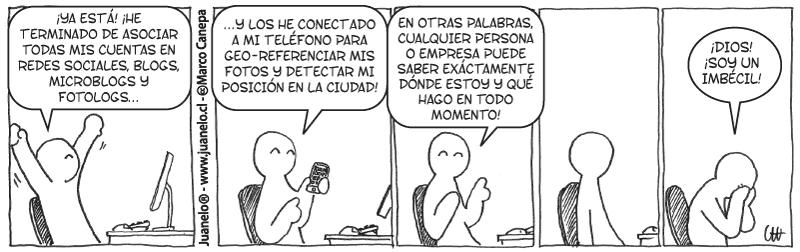Marco Canepa: «Imbécil»