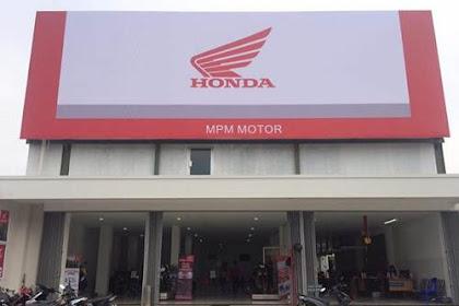 Lowongan Kerja PT. MPM Motor Pekanbaru September 2018