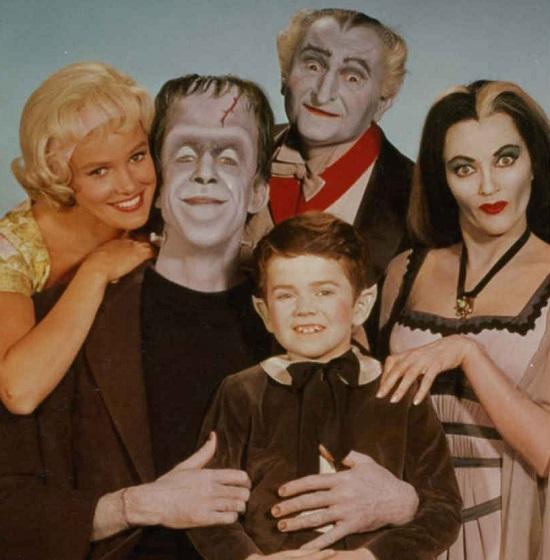 Los Munsters. Historia de Nuestra Familia Monstruosa Favorita