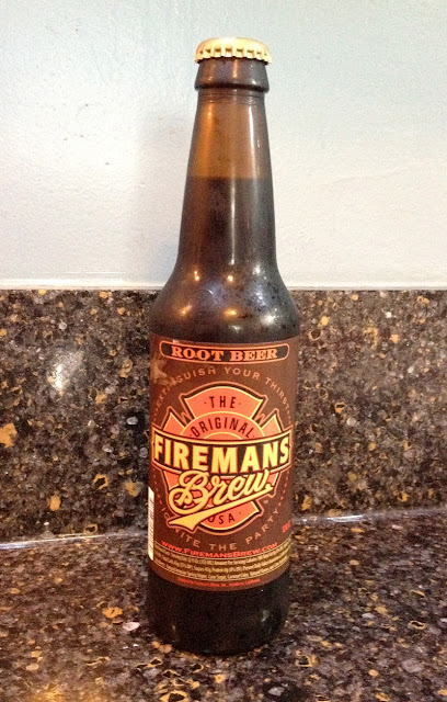 Fireman's Brew Root Beer