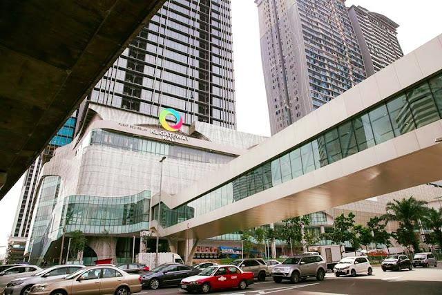 KL Gateway Mall, Contest and Giveway, Mini Cooper, Berbelanja Sambil Menang Hadiah