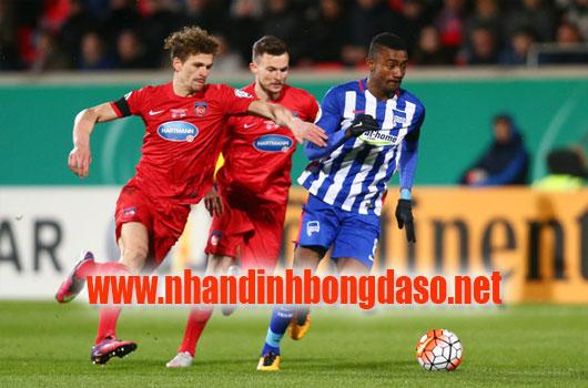 Heidenheimer vs SSV Jahn Regensburg 18h00 ngày 13/6 www.nhandinhbongdaso.net
