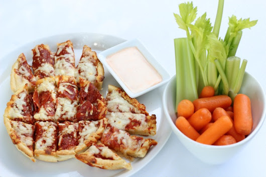 Pizza Wings Game Day Tailgating Recipe Idea