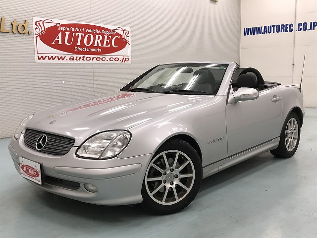 2003 Mercedes Benz 230 Kompressor RHD