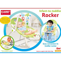 Care Baby Infant to Toddler Rocker