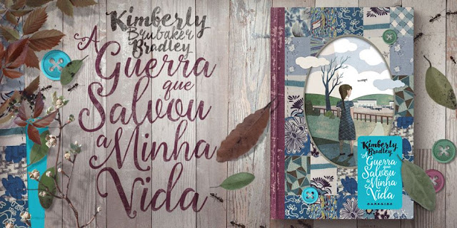 A GUERRA QUE SALVOU A MINHA VIDA | Kimberly B Bradley
