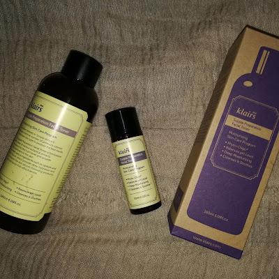 Dear, Klairs Supple Preparation Facial Toner Moisturizing Skincare Program Review