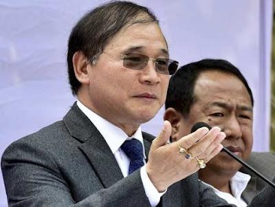 SC orders restoration of Nabam Tuki as Arunachal CM