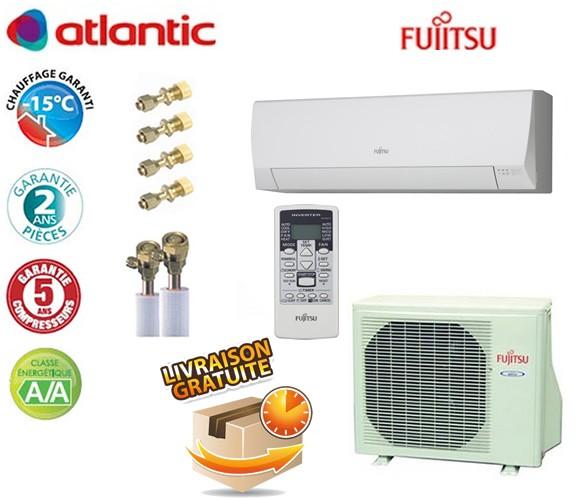 climatisation fujitsu le seul appareil qui souffle le chaud et le froid radiateurplus. Black Bedroom Furniture Sets. Home Design Ideas