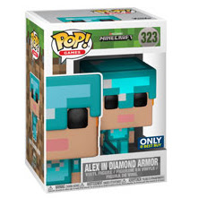 Minecraft Funko Alex Other Figure
