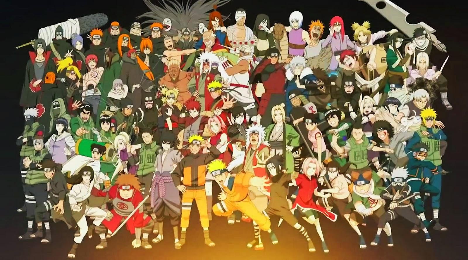 Naruto Shippuden Terbaru