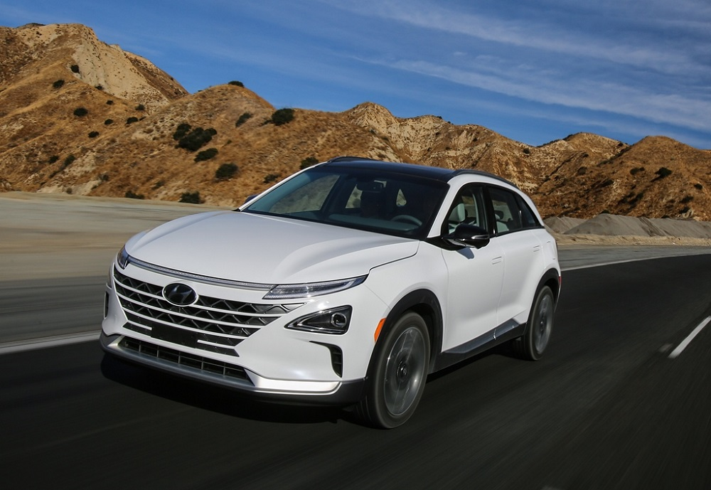 Hyundai Nexo achieves five-star rating in Euro NCAP testing