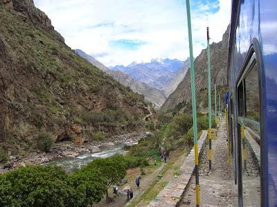 Estación Km,88, Tren al Machu Picchu, Perú, La vuelta al mundo de Asun y Ricardo, round the world, mundoporlibre.com
