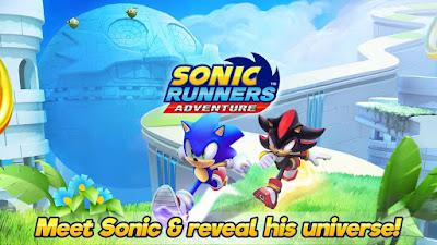 Sonic Runners Adventure Mod Apk Download latest version