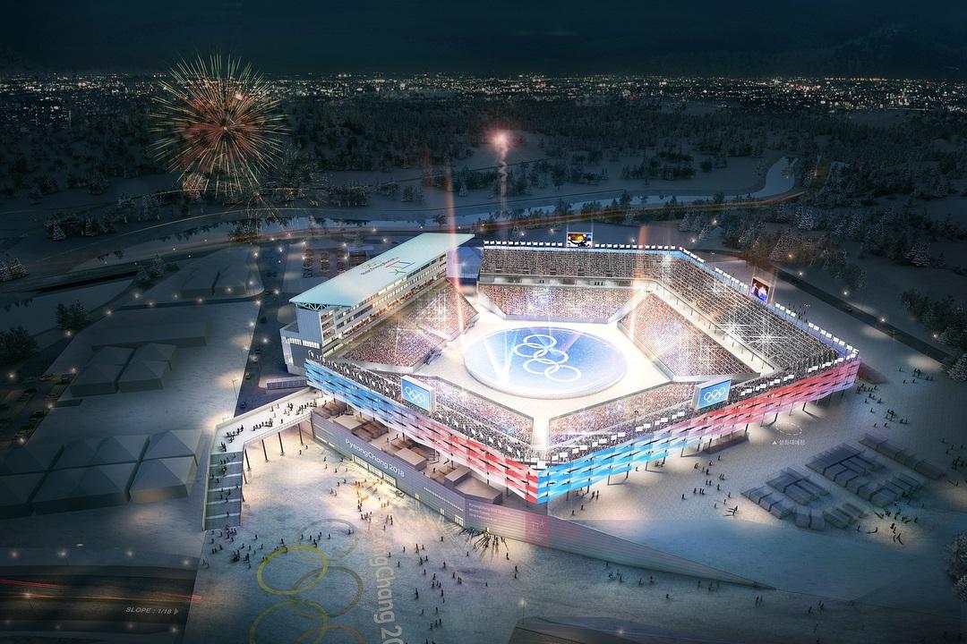 pyeongchang stadio olimpiadi invernali